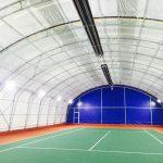 Tenis Kortu ve Halı Saha Çadırları